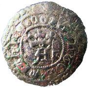 Real Branco - Afonso V (Lisboa mint) – obverse
