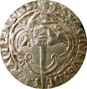 ½ Espadim – Afonso V – reverse