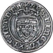 Leal - Afonso V (Lisboa mint) – reverse