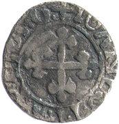 ½ Vintém – João II – reverse
