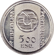 500 Escudos (Banco de Portugal) -  obverse
