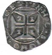½ Cruzado - João IV (Évora) – reverse