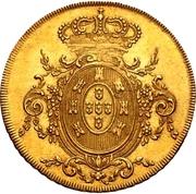 ½ Peça - João Prince Regent – reverse