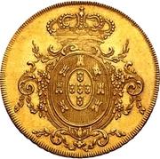 Escudo - João Prince Regent – reverse