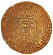 4400 Réis - Pedro Prince (Countermark