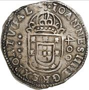 Cruzado - João IV (Évora) – obverse