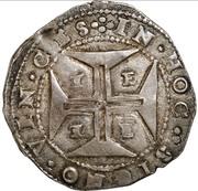 Cruzado - João IV (Évora) – reverse