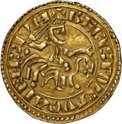 Morabitino - Afonso II – obverse