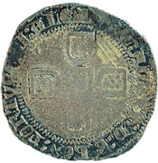 Tornês  de Busto - Fernando I (Porto mint) – reverse