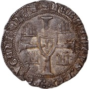 Barbuda - Fernando I (Porto mint) – reverse