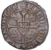 ½ Barbuda - Fernando I (Corunha mint) – reverse