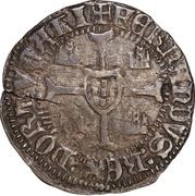 ½ Barbuda - Fernando I (Milmanda mint) – reverse
