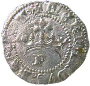 Pilarte Coroado - Fernando I (Porto mint) – obverse
