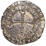 Tornês de Escudo - Fernando I (Corunha mint) – reverse