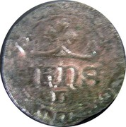 ½ Real Cruzado - João I (Lisboa mint) – obverse