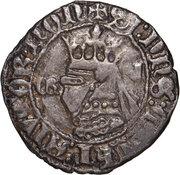 ½ Barbuda - Fernando I (Corunha mint) – obverse