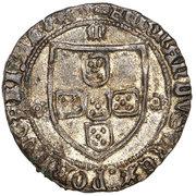 Tornês de Escudo - Fernando I (Milmanda mint) – obverse