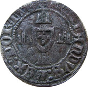 Grave - Fernando I (Milmanda mint) – reverse