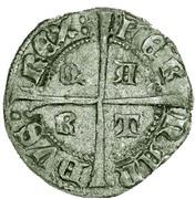 ¼  Barbuda - Fernando I (Porto mint) – reverse