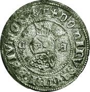 ½ Barbuda - Fernando I (Zamora mint) – obverse