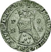 Barbuda - Fernando I (Porto mint) – obverse