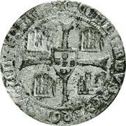 Barbuda - Fernando I (Ç-A, Zamora mint) – reverse