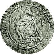 Barbuda - Fernando I (CR-V, Corunha mint) – obverse