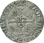 ½ Barbuda - Fernando I (Tui mint) – reverse