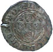 ½ Real of 10 Soldos - João I (