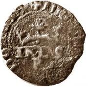 ½ Real Atípico - João I (P; Porto mint) – obverse