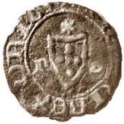 ½ Real Atípico - João I (P; Porto mint) – reverse