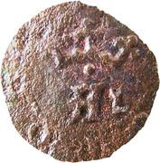 ½ Real Preto - Afonso V (Hybrid Afonso V/Duarte I) – obverse