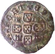 ½ Real Preto - Afonso V (Hybrid Afonso V/Duarte I) – reverse
