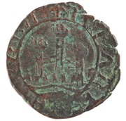 Ceitil - João II (Group 6 - Long low outside wall with battlements) – obverse
