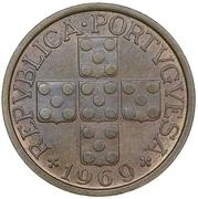 1 Escudo (Pattern) -  obverse