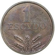1 Escudo (Pattern) -  reverse