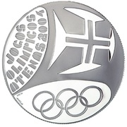 10 Euro (Olympic Games; proof issue) – reverse