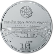 10 Euro (FIFA World Cup; .925 Silver) – obverse