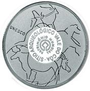 2½ Euro (World Heritage - Côa Valley; Silver)
