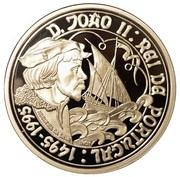 1000 Escudos (D. João II; proof issue) – reverse