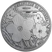 7½ Euro (Natural beauties - Madeira) -  reverse