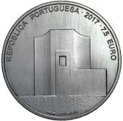 7½ Euro (Álvaro Siza) -  obverse