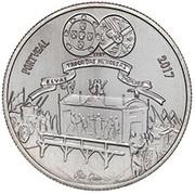 5 Euro (D. Maria Bárbara) -  reverse