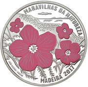 7½ Euro (Natural beauties - Madeira; Proof issue) -  reverse