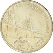500 Escudos (Vasco da Gama Bridge) -  reverse