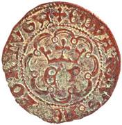 Real Preto - Duarte I (Porto mint) – obverse