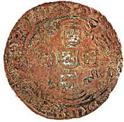 Real Branco - Afonso V (Porto mint) – reverse