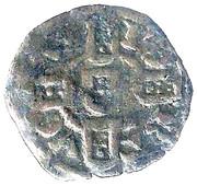 Dinheiro - Afonso III – reverse