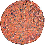 Ceitil - João II (Group 3 - Straight outside wall without battlements) – obverse