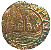 Ceitil - João II (Group 5 - Outside wall with two bodies) – obverse